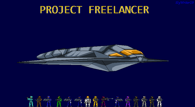 Project Freelancer by SlyWriter19