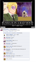 Japan's Comments by FB-Hetalia-Roleplay