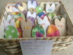 Easter pin basket by Everch