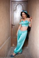 Arabian Princess Jasmine by VampireIonFortuna