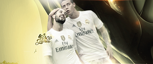 Isco and James by MammiART1