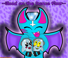 The mascots of BOTDF by NintendoRainbow