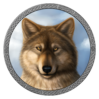 Wolf Head - FREE TO USE by Sidonie