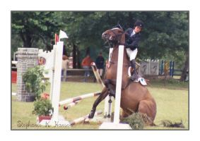 not the goal of show jumping by glimpse