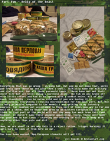 Russian Military Ration Reject - Review Part 2 by Gvozdi