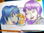 The Goldfish - Contest Entry by Mielzy
