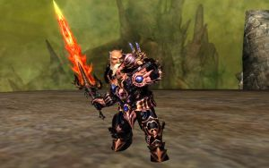 Lineage 2 Lava Saw by Brownfinger