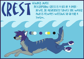 Crest Reference Sheet by Wickerish