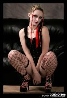 Gothic Beauty by PhotographybyVictor