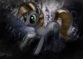 Littlepip by Solicitude7