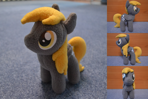 Derpy Plushie by GhostOfWar909