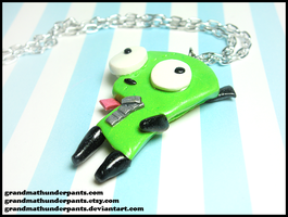 GIR Necklace by GrandmaThunderpants
