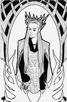 Thranduil by FeatherFactory