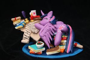 Princess twilight sculpture  FOR SALE by emmyzbunny