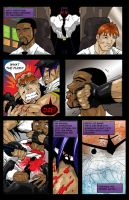 Streets of Rage comic2 by DamageArts