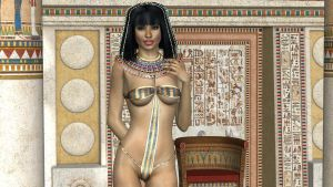 Gelila - Queen Of The Nile_03 by chanur56