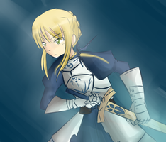 Saber by Roos-Vicee