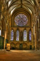 Lincoln Cathedral by Deaddoll666