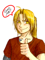 FMA - Good job by FerioWind