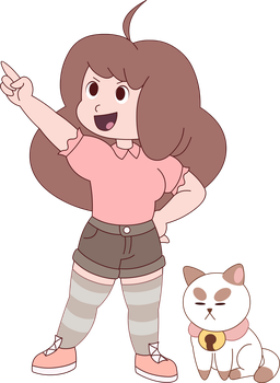 Bee And Puppycat by Doctor-G