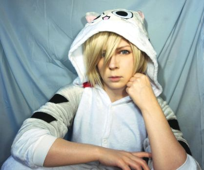 Yuri!!! on TIGER - Yuri Plisetsky - Cosplay by TheTeenyTinyPrince