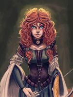 Older Merida by pandatails