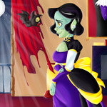 Undead Princess by Meeowy