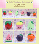 .: Angry Fruit :. by moofestgirl
