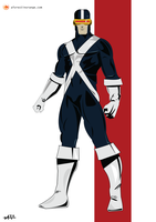 Cyclops (X-Men) by FeydRautha81