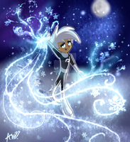 DP~ Let it go (or Snow) by MidnightsBloom