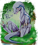 .:..*.+~''I'm Blue''~+.*..:. by Artic-Star-Flare