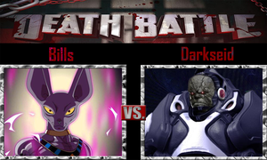 Bills vs Darkseid by SonicPal