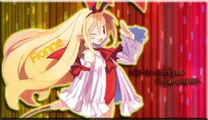 Flonne by Aegid