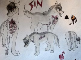Sin by 7MoonWillow