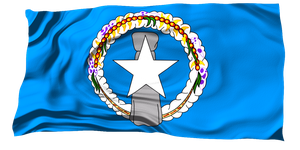 Flags of the World: The Northern Mariana Islands by MrAngryDog