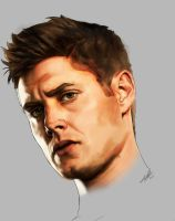 Supernatural: DEAN by wernerth