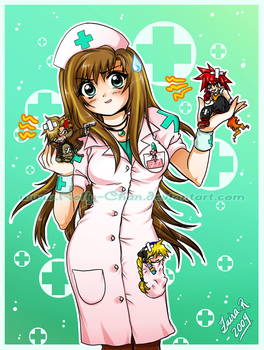 Heal me plz XD by Rolly-Chan