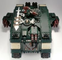 WIP Landraider -  Stage 4 - Close to the end by Elmo9141