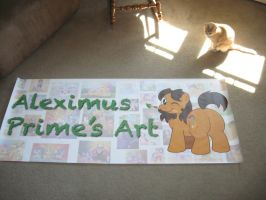 Aleximus Prime vendor banner by AleximusPrime