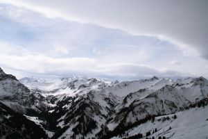 The Alps by HarlekinKid