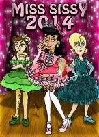 Crossover - Miss Sissy Pageant 2014 by kalahee