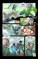 Teen Titans Go Page 4 by DerekHunter
