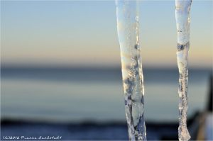 Ice tap! by secludedspace