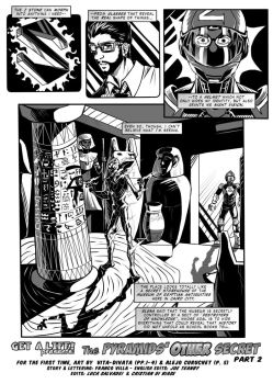 GAL 48 - The Pyramids' Other Secret 2 - p1 by martin-mystere