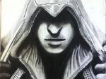 Ezio (Charcoal) by RainSong777