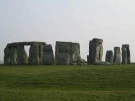 Stonehenge by oofer