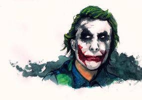The Joker by meLzone