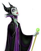 Maleficent by disneyfreak19