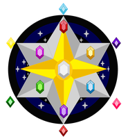 Seal Of Unity AKA The United Elements by WeBgHoSt