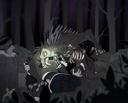 Hunting trip by CremexButter